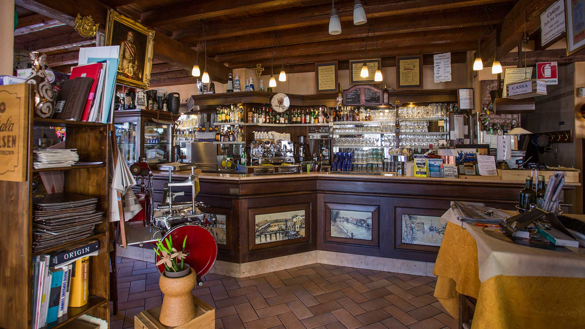 Pizzeria Peschiera del Garda - Al Canal